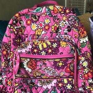 Vera Bradley backpack Disney collection